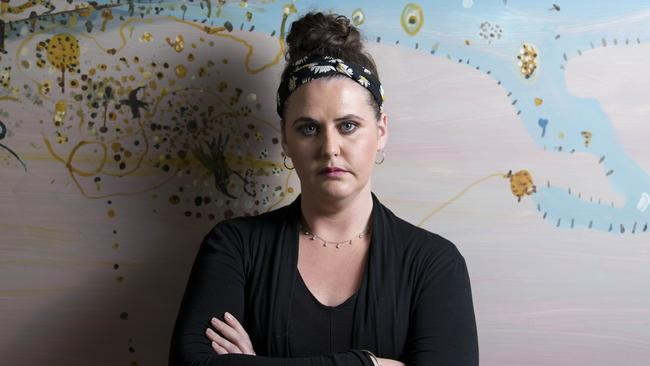 Tegan Wagner wants her attackers to be deported. Picture: News Corp Australia