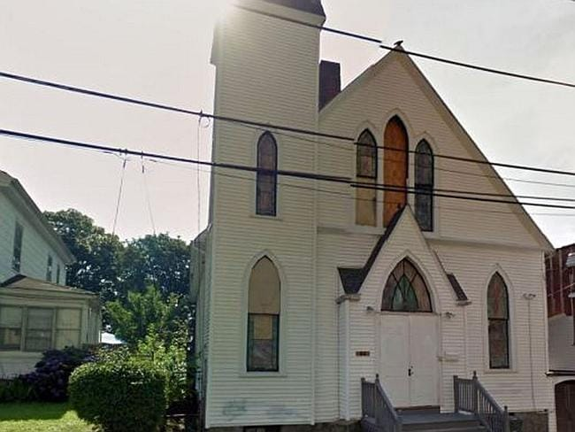 Ministry...Miracle Faith World Outreach Church, which the pastor and his wife founded together in Bridgeport, Connecticut. Picture: Google