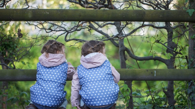 When our girls came along, my life changed a lot. Photo: iStock