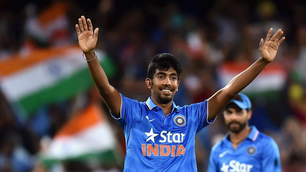Jasprit Bumrah has been rested for the one day series against Australia.