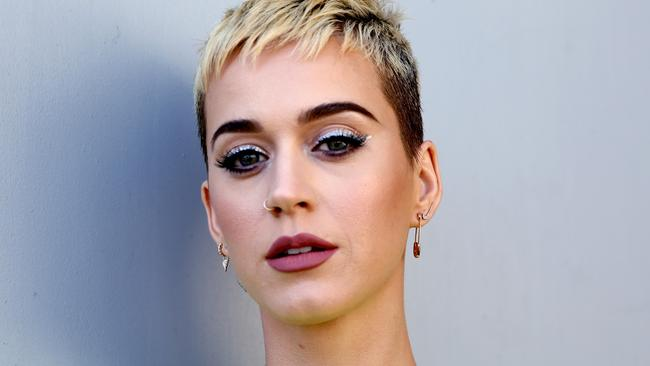 Katy Perry has shot down allegations she was raped by American music producer Dr Luke. Picture: Getty