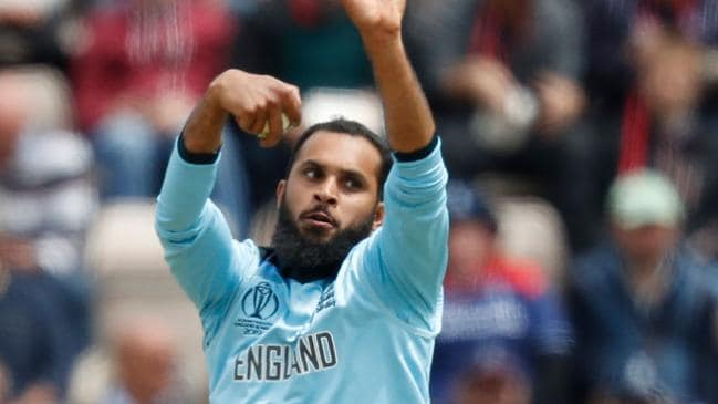 Adil Rashid needs to step up after an ugly start to the tournament.
