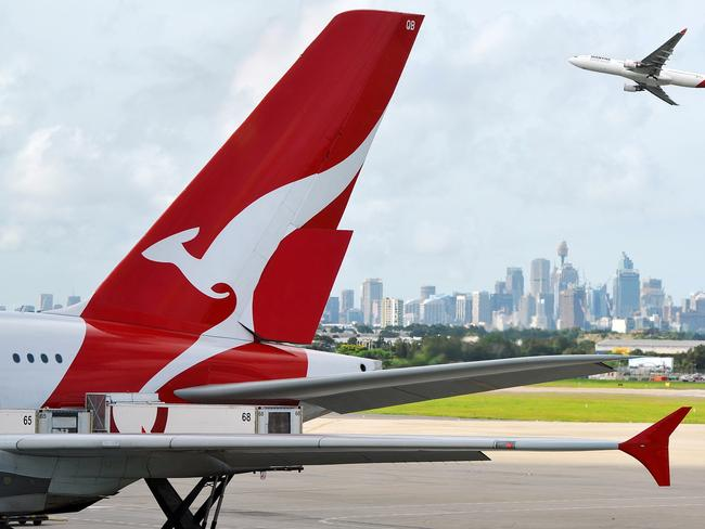 Qantas's criteria for passengers who sit in exit rows are based on the recommendations of the Civil Aviation Safety Authority. Picture: iStock
