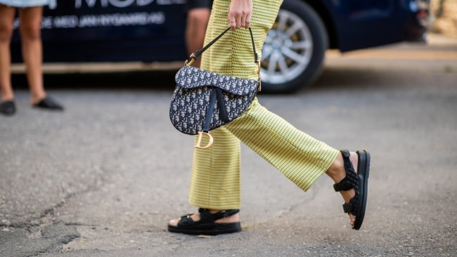 Now THESE are commuter shoes I can get with. Image: Getty