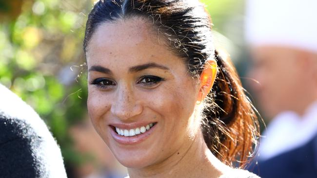 Meghan Markle is in labour. Picture: Tim P. Whitby — Pool/Getty Images