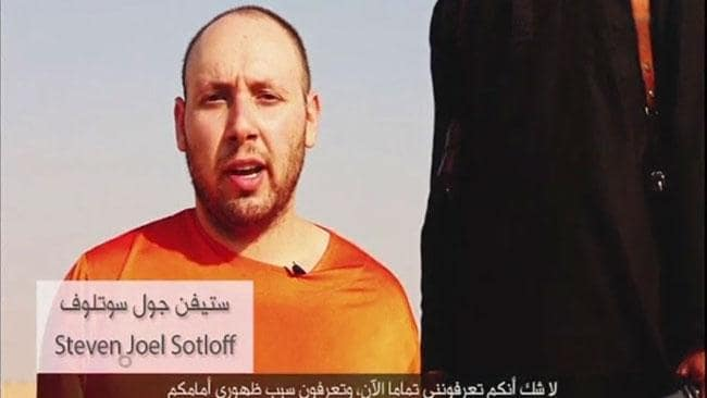IS claims to behead second US journalist