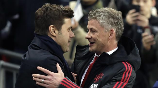 Mauricio Pochettino has been tipped by many to take over as Manchester United boss at the end of the season.