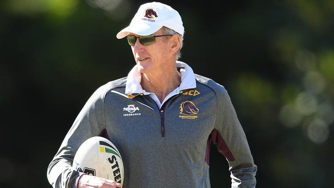 Wayne Bennett is keeping everyone guessing with his 2018 line-up.