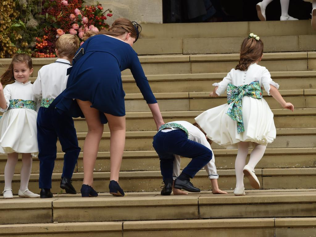 unique design skate shoes many styles Princess Eugenie royal wedding: ceremony, reception, guests ...