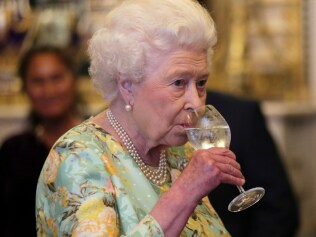 We've never felt so close to the Queen as we do now. Photo: Getty
