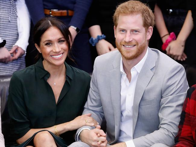 Harry and Meghan set to visit Taronga Zoo following baby announcement. Picture: Chris Jackson/Getty Images