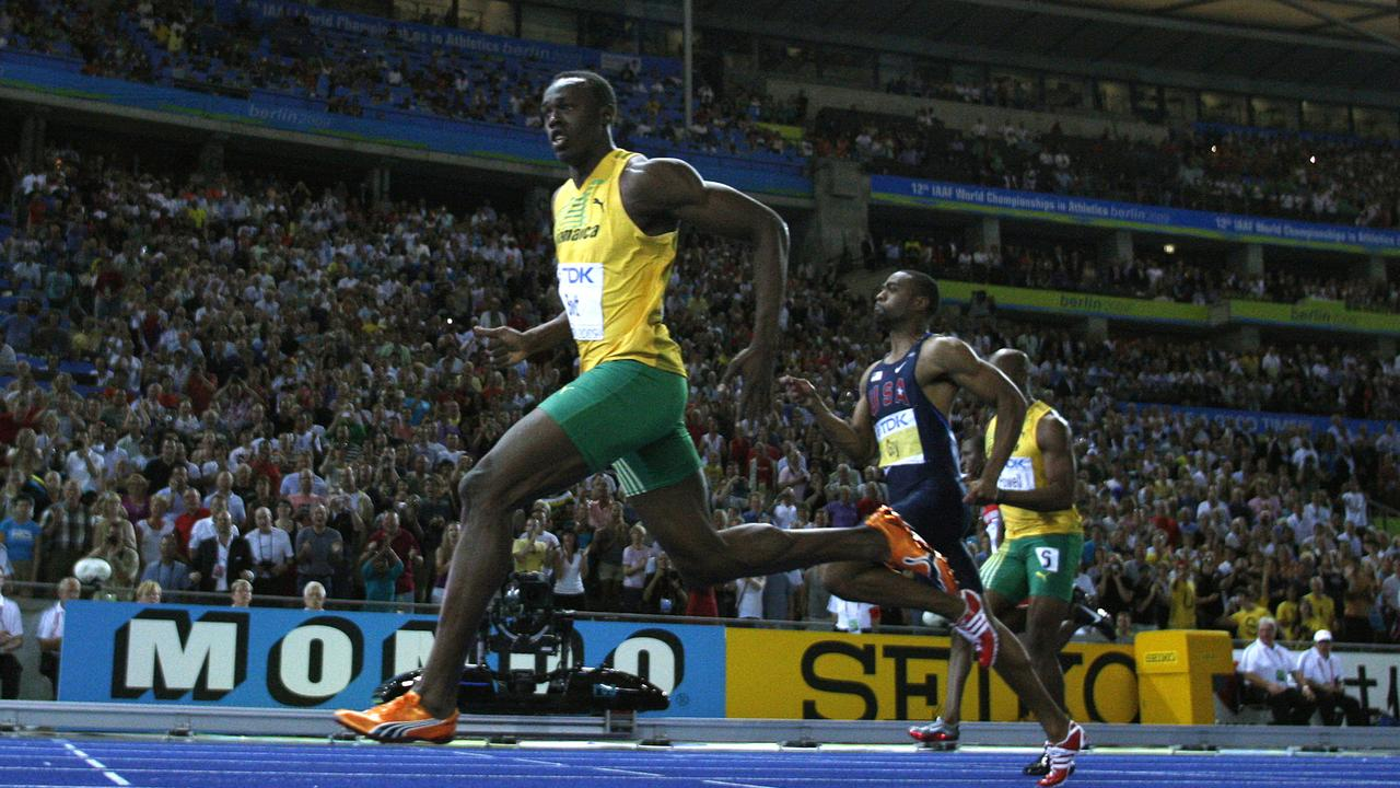 The Big Weekend Sports Quiz: What is Bolt's world record 100m time? – Fox Sports
