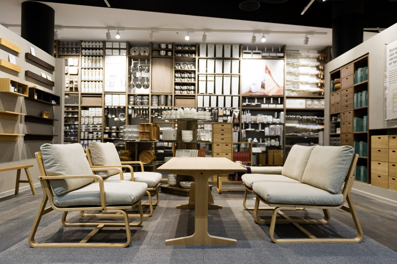 what to expect from sydney 39 s first muji store vogue australia. Black Bedroom Furniture Sets. Home Design Ideas