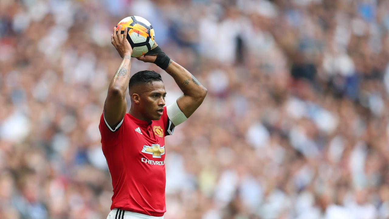Antonio Valencia has failed to impress United chiefs in recent years.