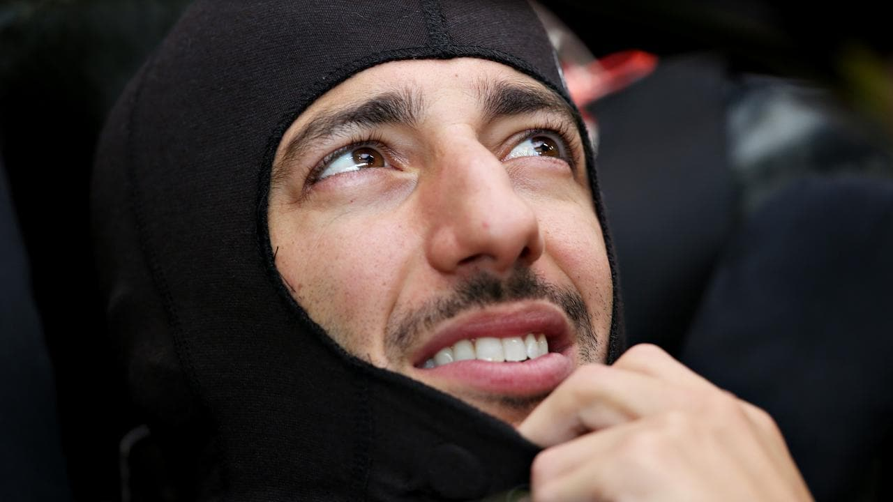 Just 0.000001s in Q1 cost Ricciardo his P8 finish in qualifying.
