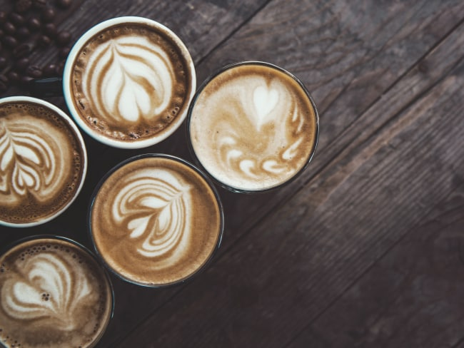 Caffeine could impact your taste buds' ability to pick up on flavours like sugar. Photo: Supplied