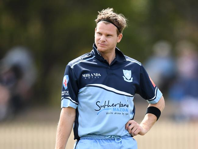Steve Smith will be watching on as the Australian summer gets underway.
