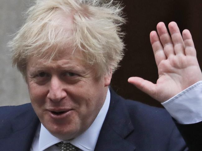 Britain's Prime Minister Boris Johnson has said the vote of Scotland's 2014 referendum must be respected, Picture: AP Photo/Frank Augstein.