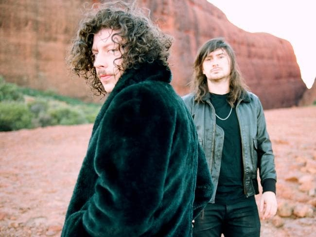 Hottest winners? Peking Duk are predicted to claim No. 1 in the Triple J Hottest 100.