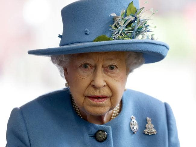 Investing secrets for the Queen's private wealth have been exposed in the dump. Picture: Yui Mok/AFP Photo