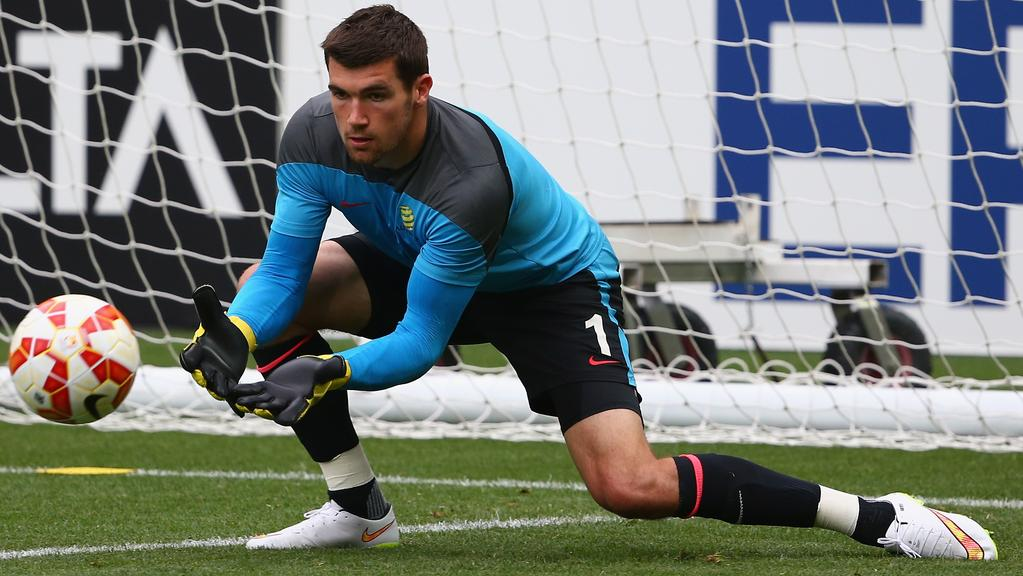 Liverpool Transfer Rumours Won't Distract Socceroos Keeper