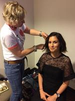 "The 2016 ARIA Awards via social media ... Missy Higgins, ""Getting ready for the Aria red carpet!"" Picture: Instagram"