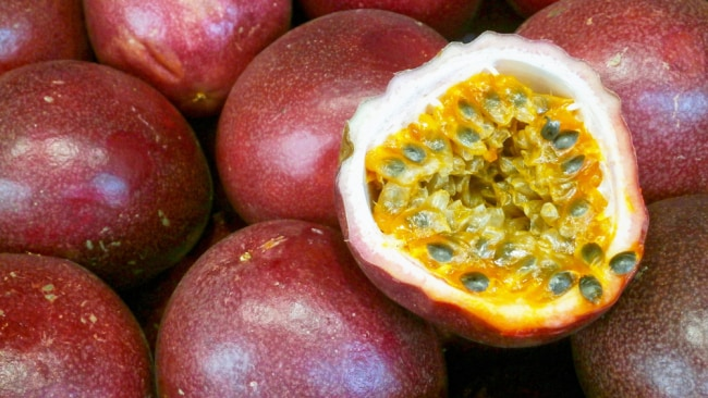 Passionfruit. Image: iStock.