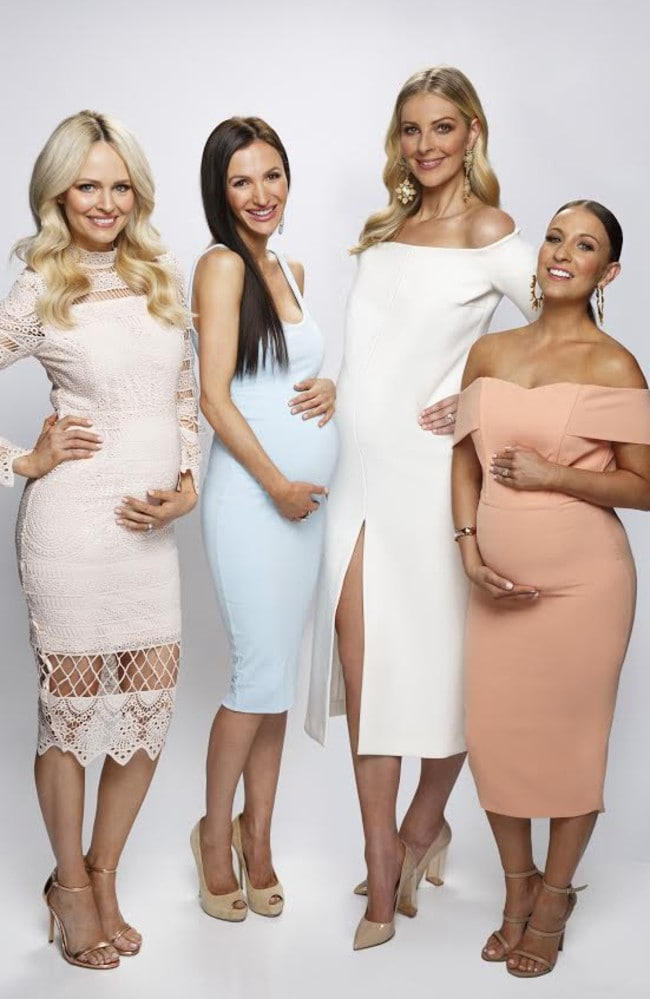 eac82f229f6 Unpalatable: We watched Yummy Mummies so you wouldn't have to. Picture: