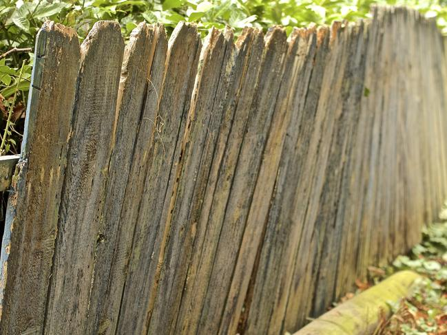 Fences are a big source of discontent for neighbours. Picture: iStock