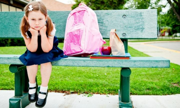 Is your child's backpack causing them permanent damage?