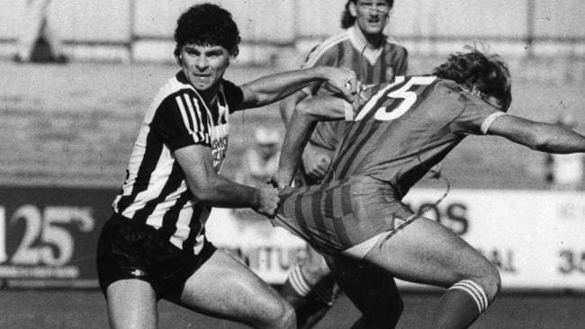 The old NSL was a winter sport, back in the day. Should the A-League switch back?