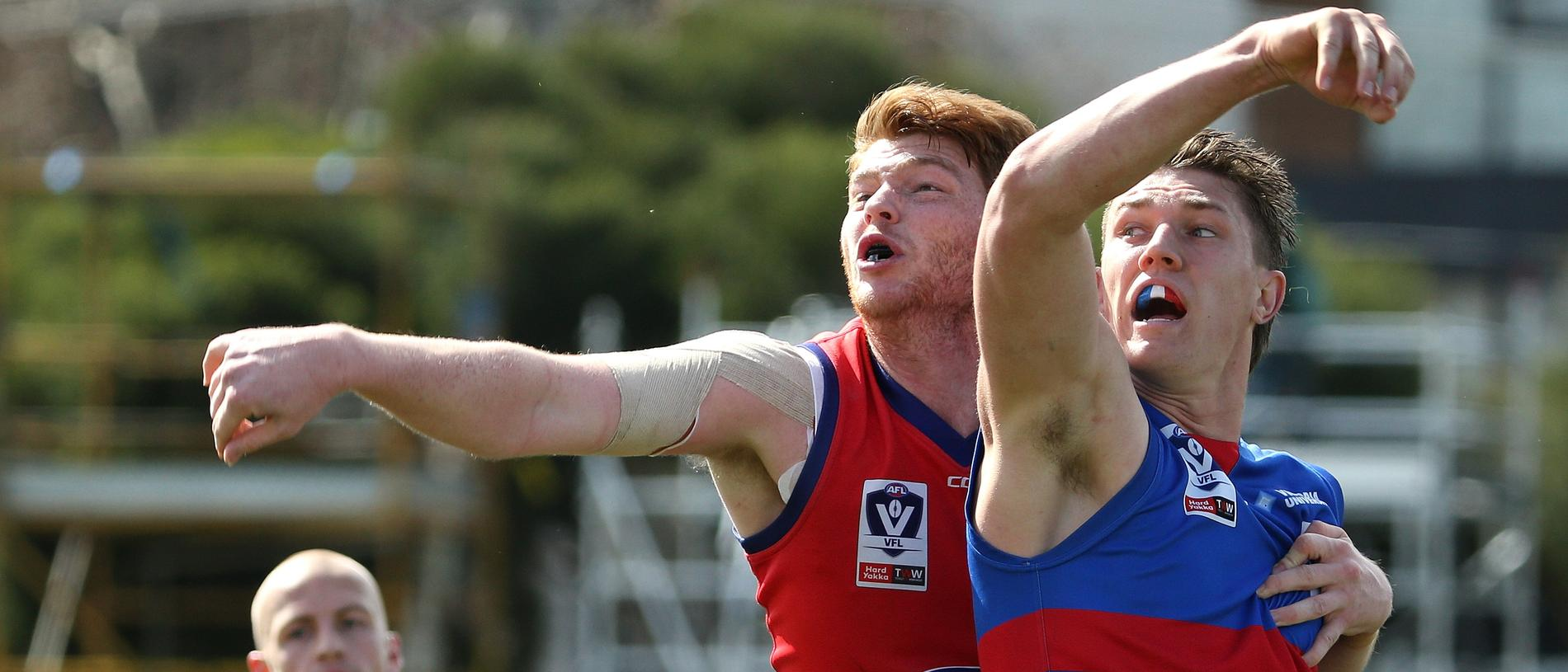 VFL: Port Melbourne v Footscray Bulldogs