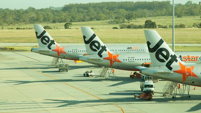 The infected person was on a Jetstar flight from Sydney to Melbourne on Tuesday, March 19.