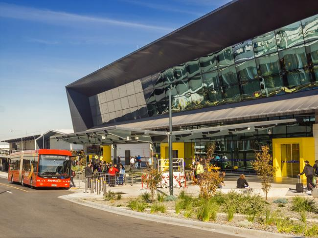 Melbourne Airport's Terminal 4 was named the world's third best low-cost terminal.