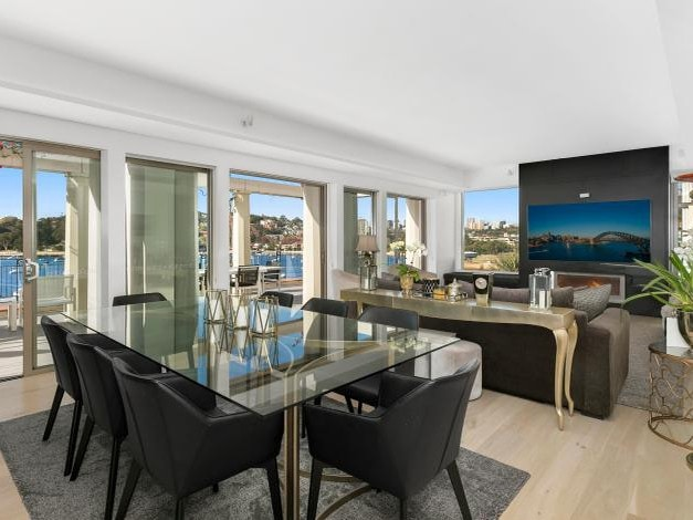 4/13-15 Sutherland St, Darling Point.
