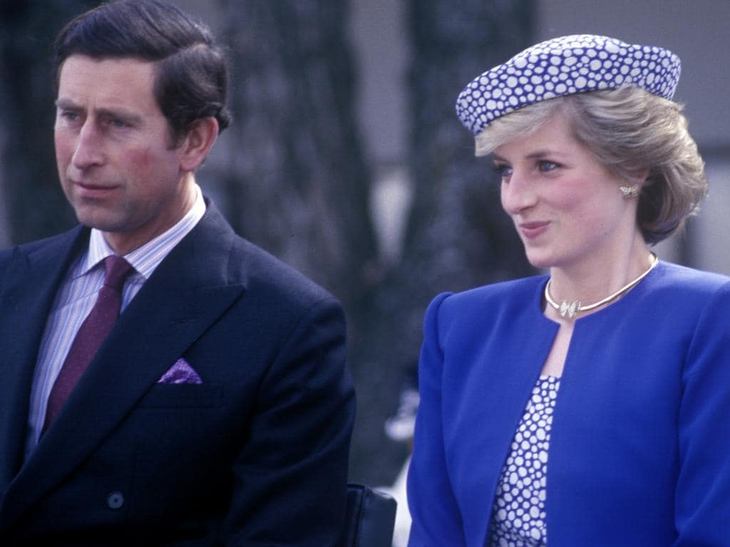 Charles and Diana were warring for years but stayed officially married until the Queen told them to divorce. Picture: John Shelley Collection/Avalon/Getty Images