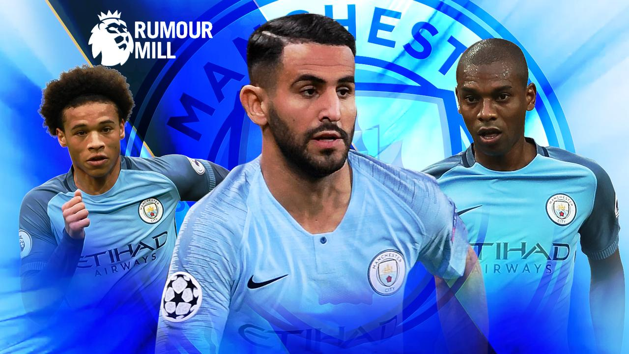 Rumour Mill: Riyad Mahrez threatens to leave Manchester City, Leroy Sane on Bayern Munich's radar