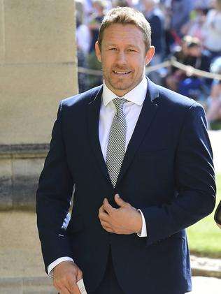 Former English rugby star Jonny Wilkinson. Picture: AP