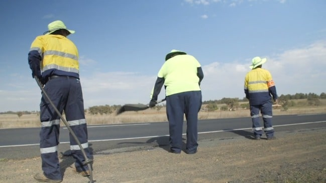 RMS workers emotional plea to drivers to slow down