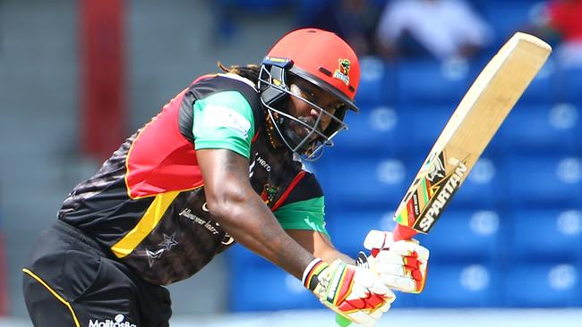 Chris Gayle has a lofty opinion of his contribution to the Twenty20 format.