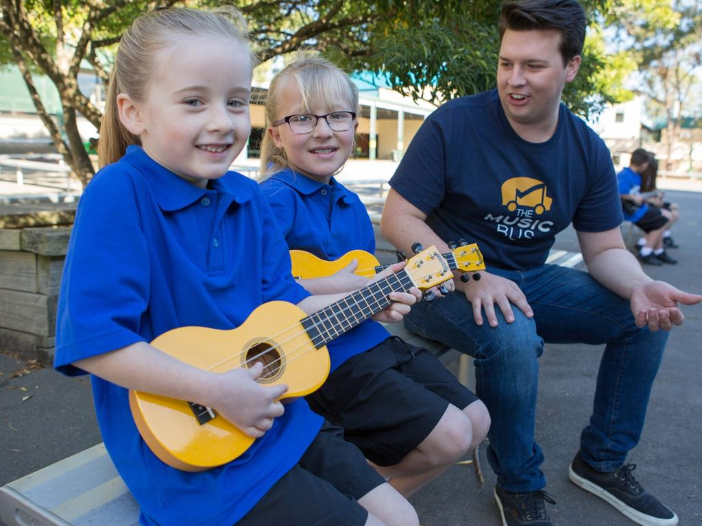 Creative Kids Voucher Ukulele Lessons In The Classroom Daily