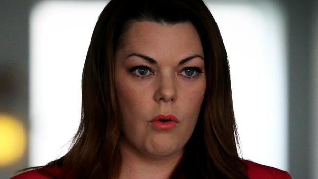 Sarah Hanson-Young really doesn't understand superannuation.