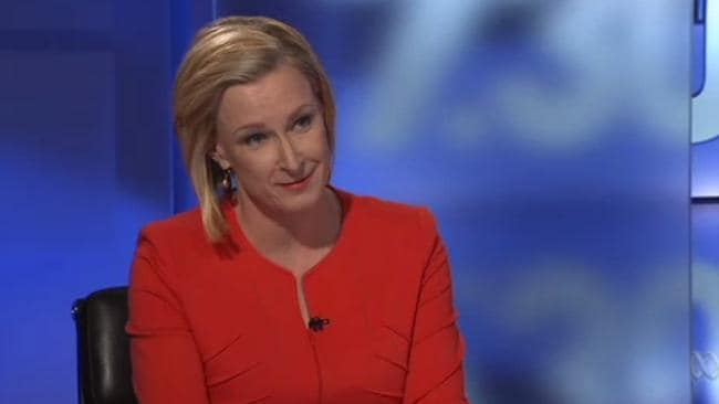 Leigh Sales has carved out an impressive career on television. But in 2014, she nearly lost everything, as she fought for her life.