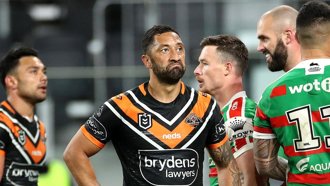 Benji Marshall is without a deal. Picture. Phil Hillyard