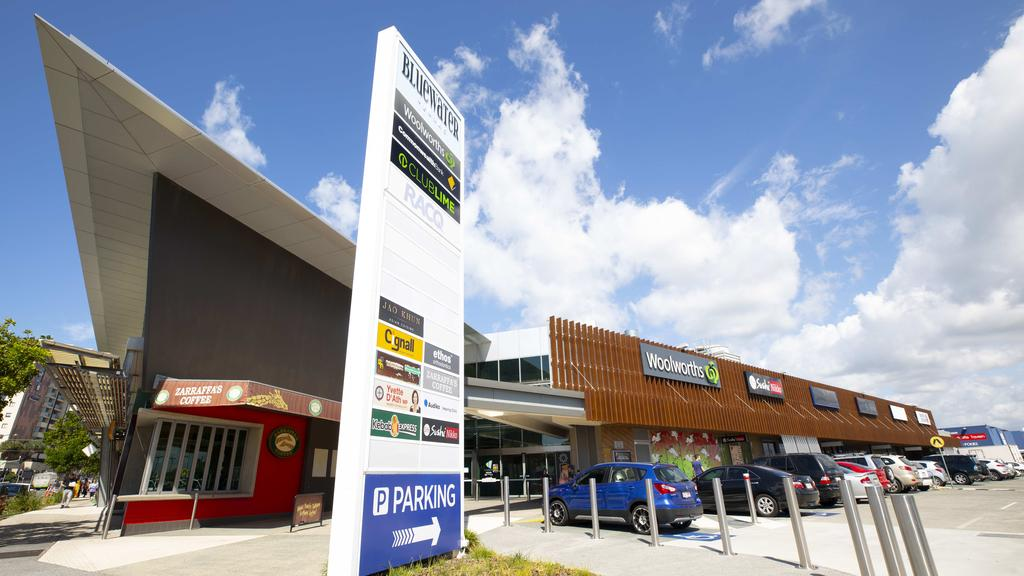 There are several major upgrades planned for Bluewater Square Shopping Centre. Picture: Renae Droop