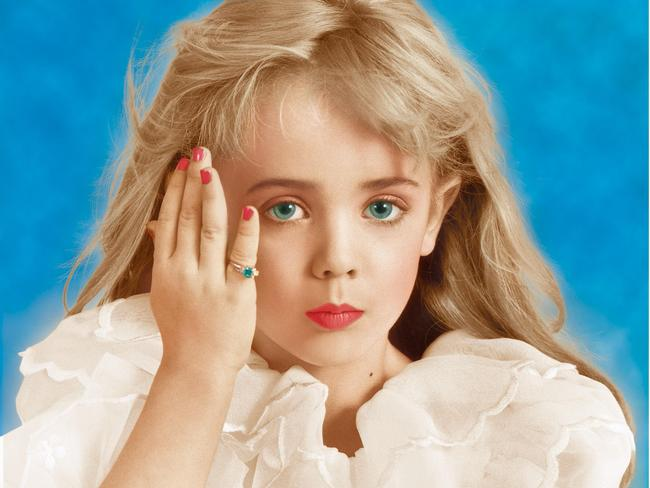 There have been many twists and turns in the case of JonBenet. Picture: Splash News Australia