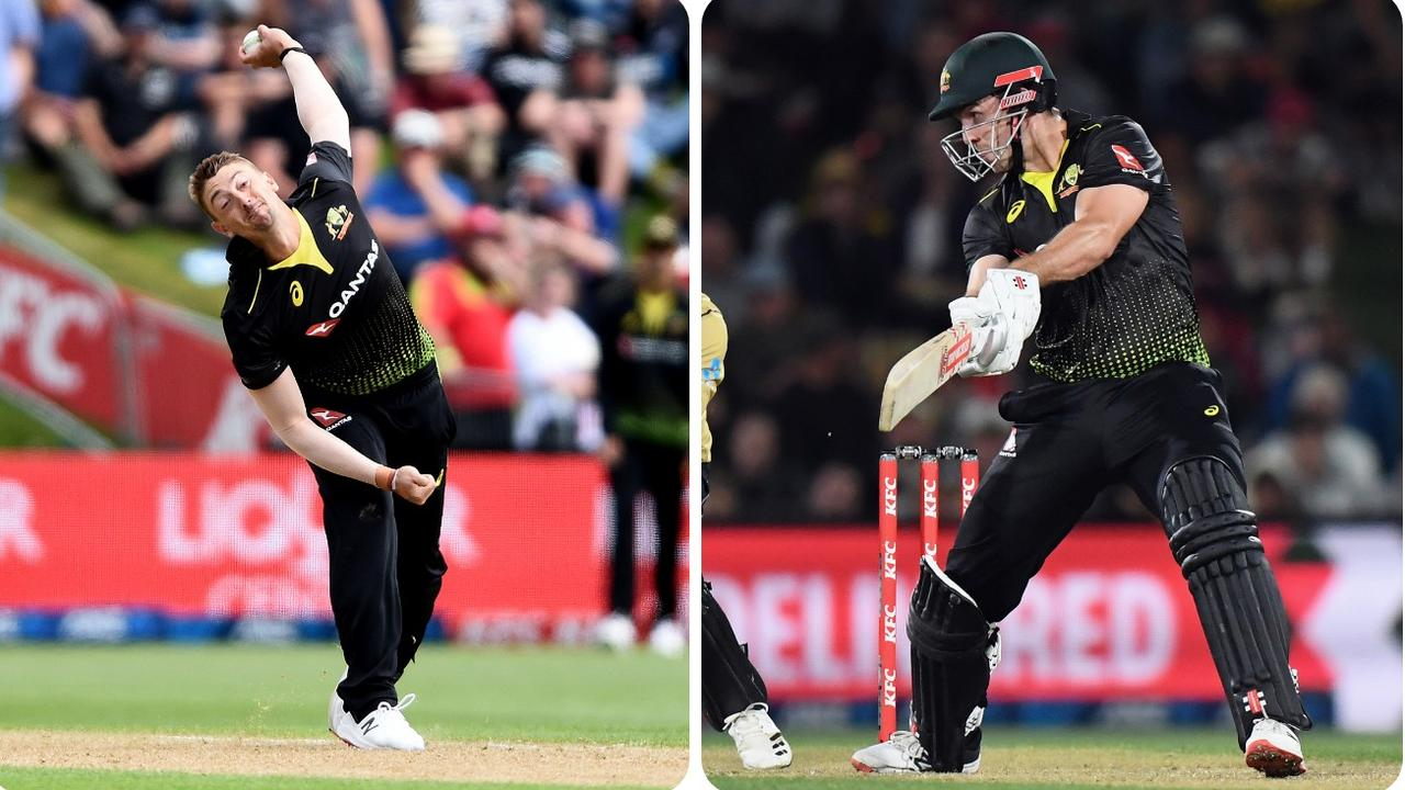 Australia went to New Zealand looking for answers, but returns with plenty of questions. Photo: Getty Images