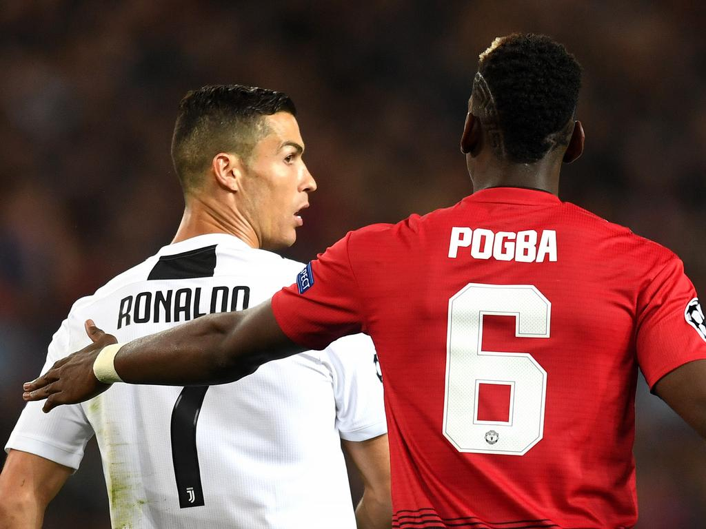 Could we see Paul Pogba back in a Juventus shirt?