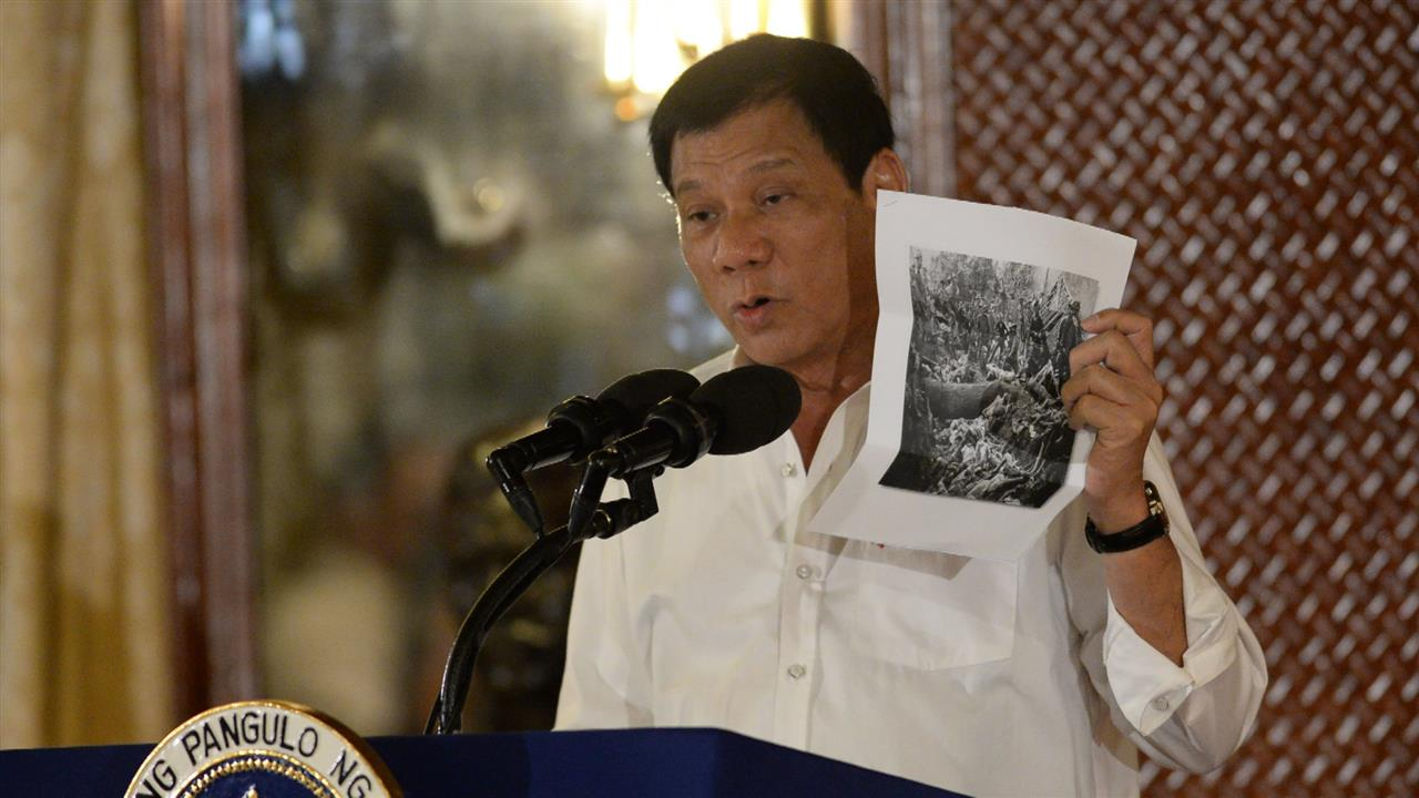 Duterte Wants U.S. Troops Out of Philippines