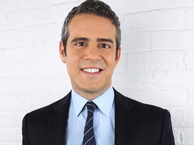 Andy Cohen, the man behind the Real Housewives franchise.
